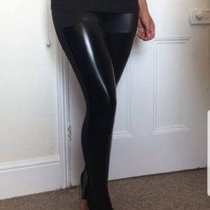 Blackmilk pvc wet look leggings